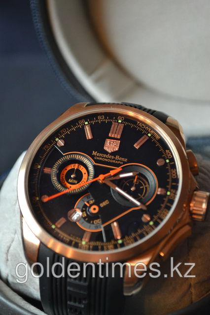 tag heuer mercedes-benz chronograph wrist watch buy in almaty