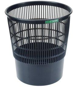 Buy The basket 18l is mesh black