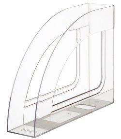 Купить Лоток вертикальный РЕСПЕКТ прозразный ширина 7см