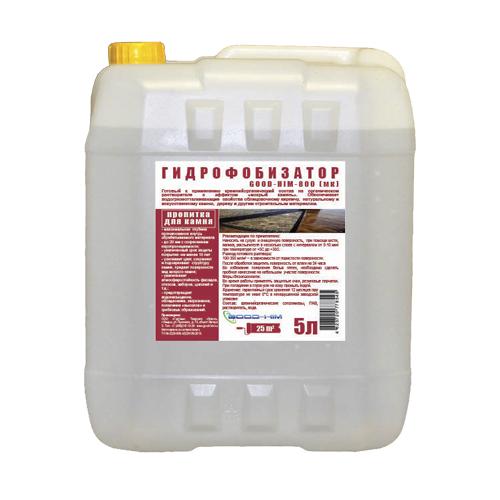 Купить Гидрофобизатор-пропитка водоотталкивающая-5л-концентрат(1:20)