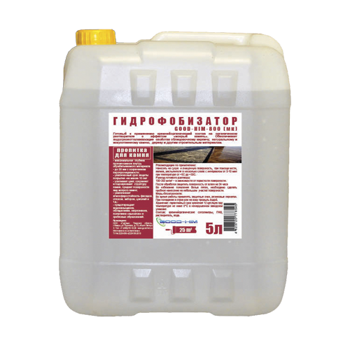 Buy Gidrofobizator-propitka water-repellent-5l-concentrated (1:20)