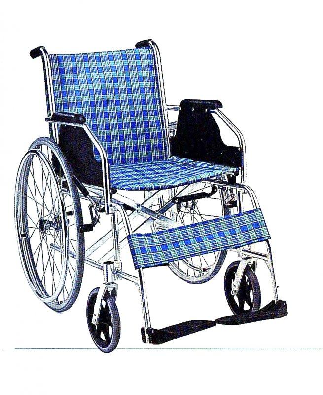 Алюминиевая коляска с ручным приводом 868L