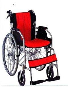 Алюминиевая коляска с ручным приводом 868LAJ