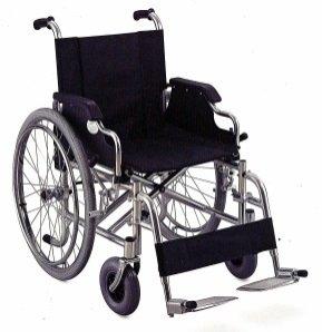 Функциональная алюминевая коляска с ручным приводом 903LQ