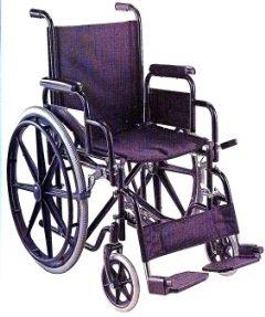 Функциональное стальное кресло с ручным приводом 903B