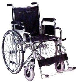 Функциональное стальное кресло с ручным приводом 905