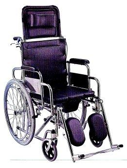 Функциональное высокое кресло 602GC