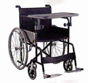 Стальная коляска с ручным приводом 810