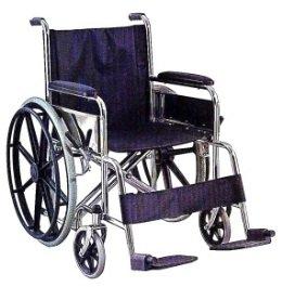 Стальная коляска с ручным приводом 874B