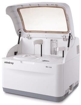Автоматический биохимический анализатор MINDRAY BS-120