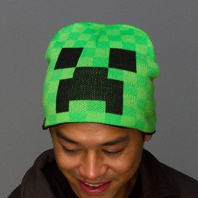 Minecraft - шапка Creeper купить в Алматы 658e2fcc9b