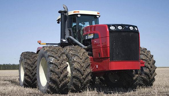 Купить Трактора BUHLER, Buhler Versatile 4WD New 435, 485, 535 л.с., Тракторы