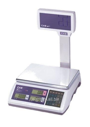 Купить Весы торговые ER PLUS-15CU 15кг/2г/5г