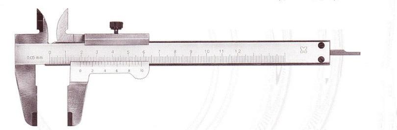Штангенциркуль ШЦ I-125 0,05