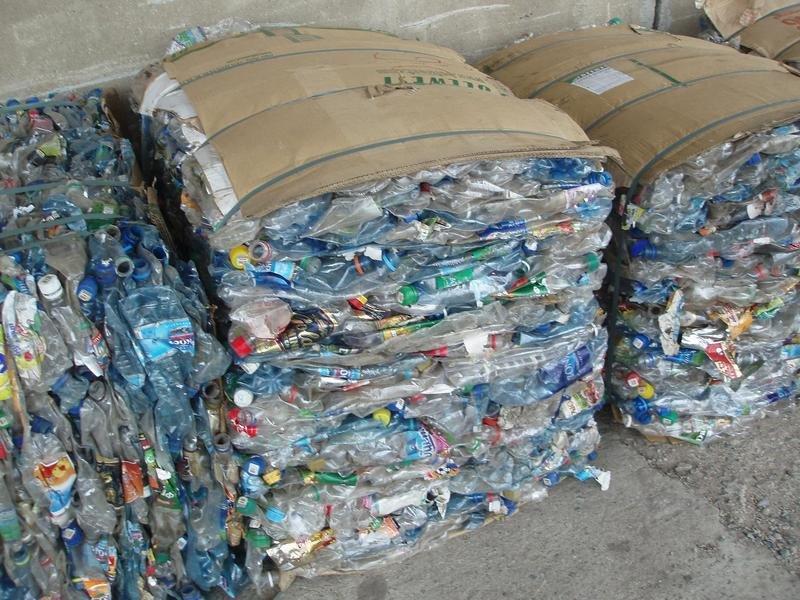 The bottle PET pressed in bales buy in Karaganda