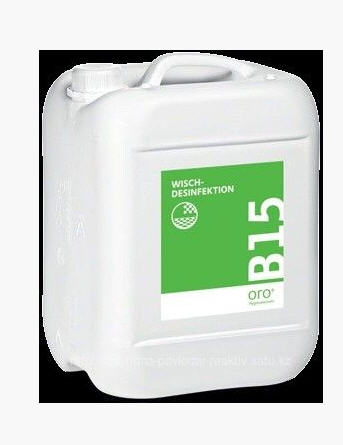 Buy Concentrate for disinfection B 15 Threefold disinfection - Orochemie