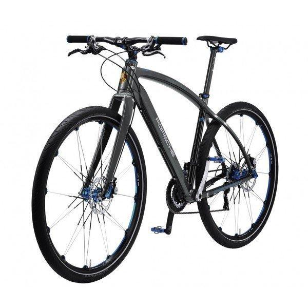 велосипед porsche rs на выставке
