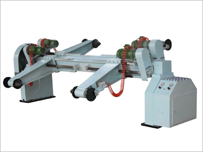 Купить Устройство для раскатывания бобин, Electromotion mill roll stand, элемент линии по производству гофрированного картона, гофрокартона, гофротары