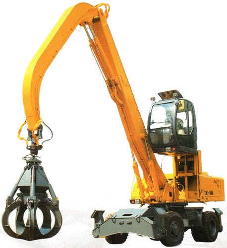 Buy Cranes are clamshell