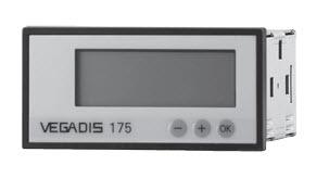 Купить Цифровой индикатор без внешнего питания для монтажа на панели (96 x 48 mm)