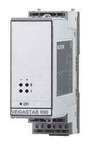 Купить Блок питания для двух аналоговых датчиков VEGASTAB 690, Блоки питания