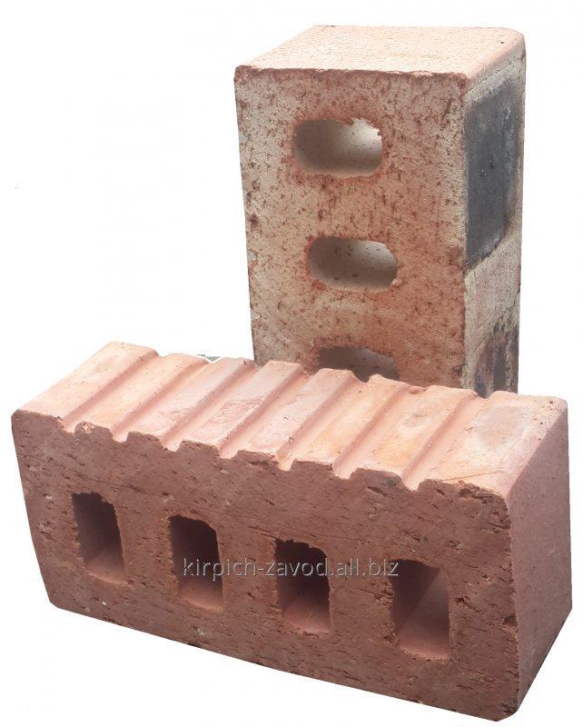 Купить Кирпич керамический строительный от Романовский кирпичный завод