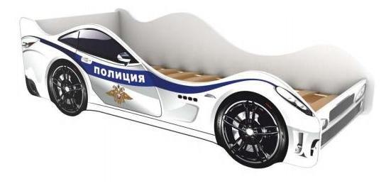 Купить Кровать машина Полиция
