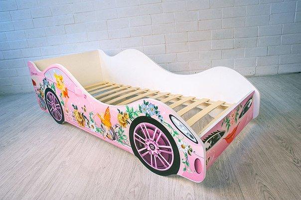 Купить Кровать машина Фея