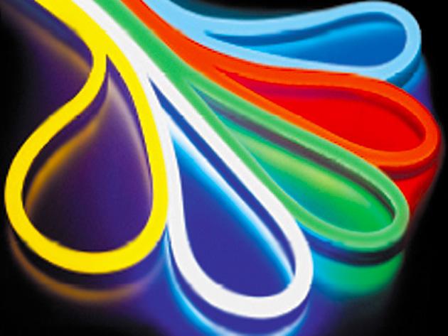 Buy Cold neon, flex led neon, flexible neon, pass, thin, mini neon. 220 volts