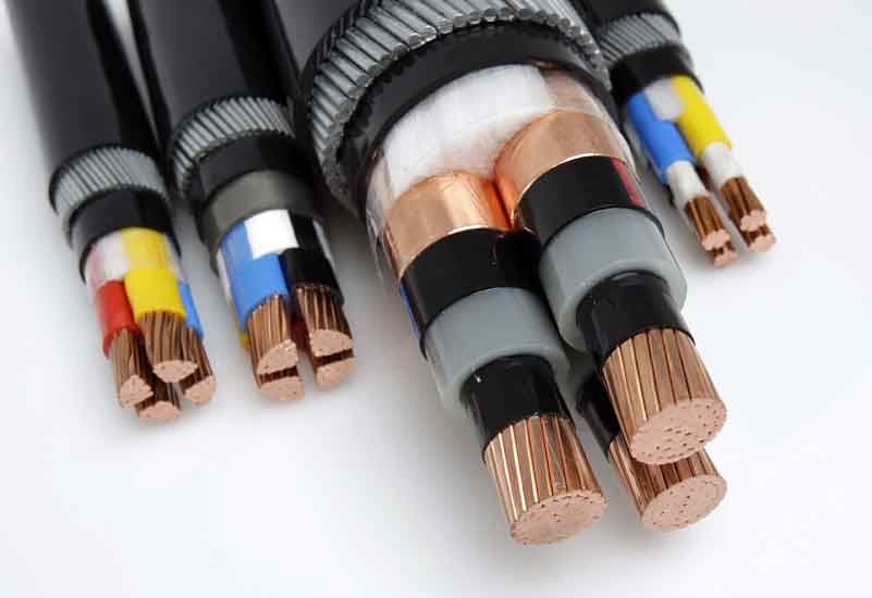 Cable of a high voltage APVPU2GZh buy in Almaty