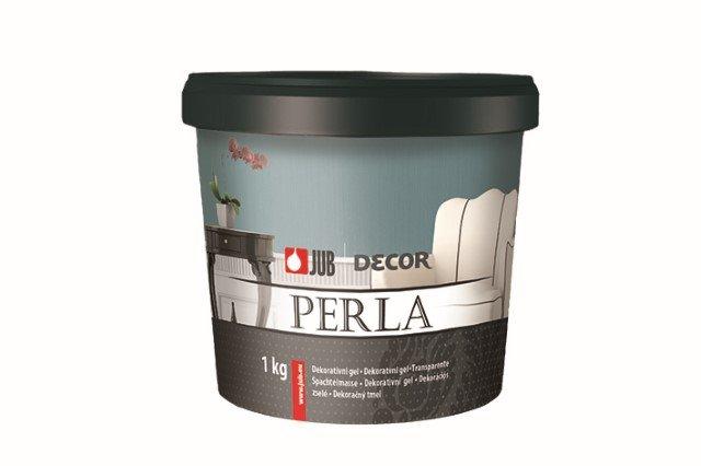 Купить Декоративный гель (перламутр) для стен JUB DÉCOR PERLA