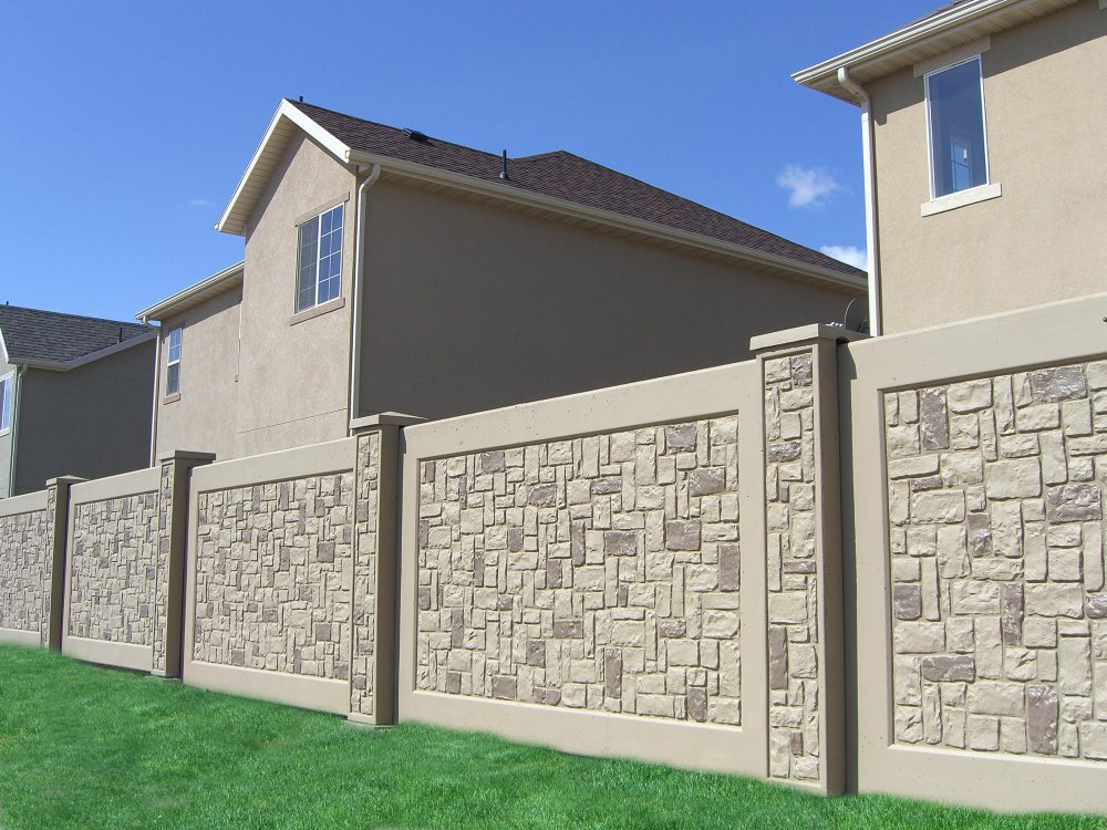Buy Concrete fences of SHARBAK