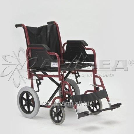 Wheeled chairs for disabled people of Armed FS904B buy in Karaganda