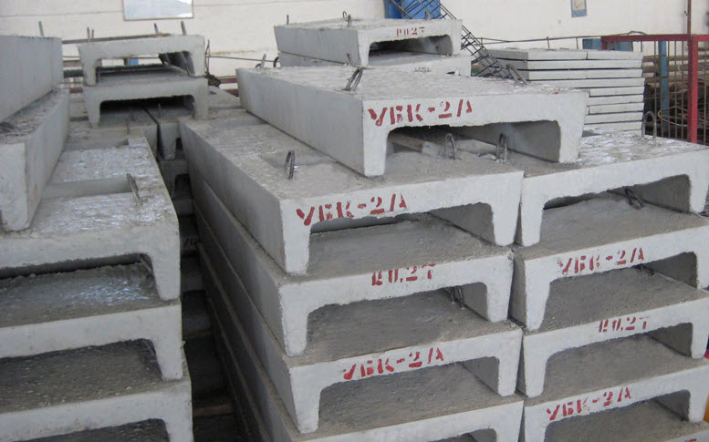 Buy Brusa reinforced concrete
