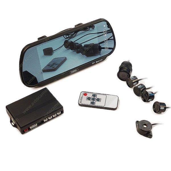 Купить Парктронник CRS-9701