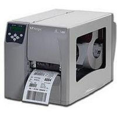 Printer of labels Zebra ZM400 (thermotransfer)