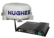 Buy Automobile equipment for satellite communication Inmarsat of HUGHES 9450