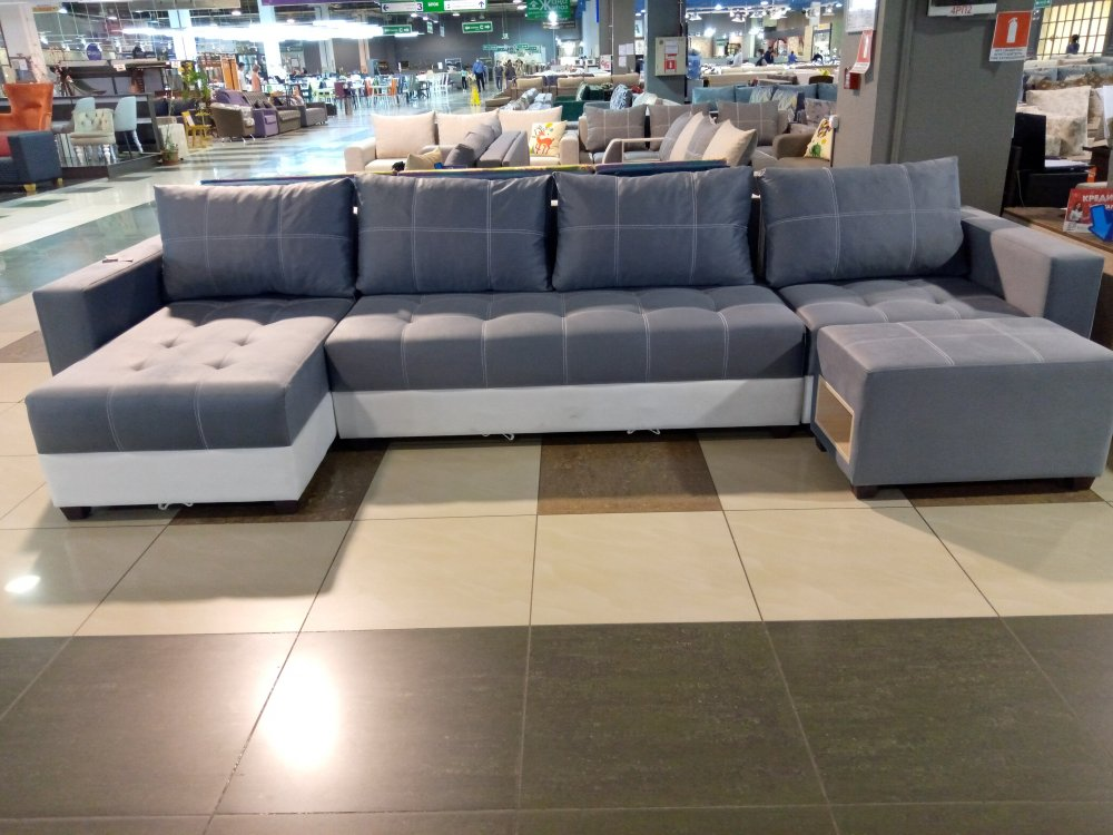 "3 - X section sofa ""Modernist style"