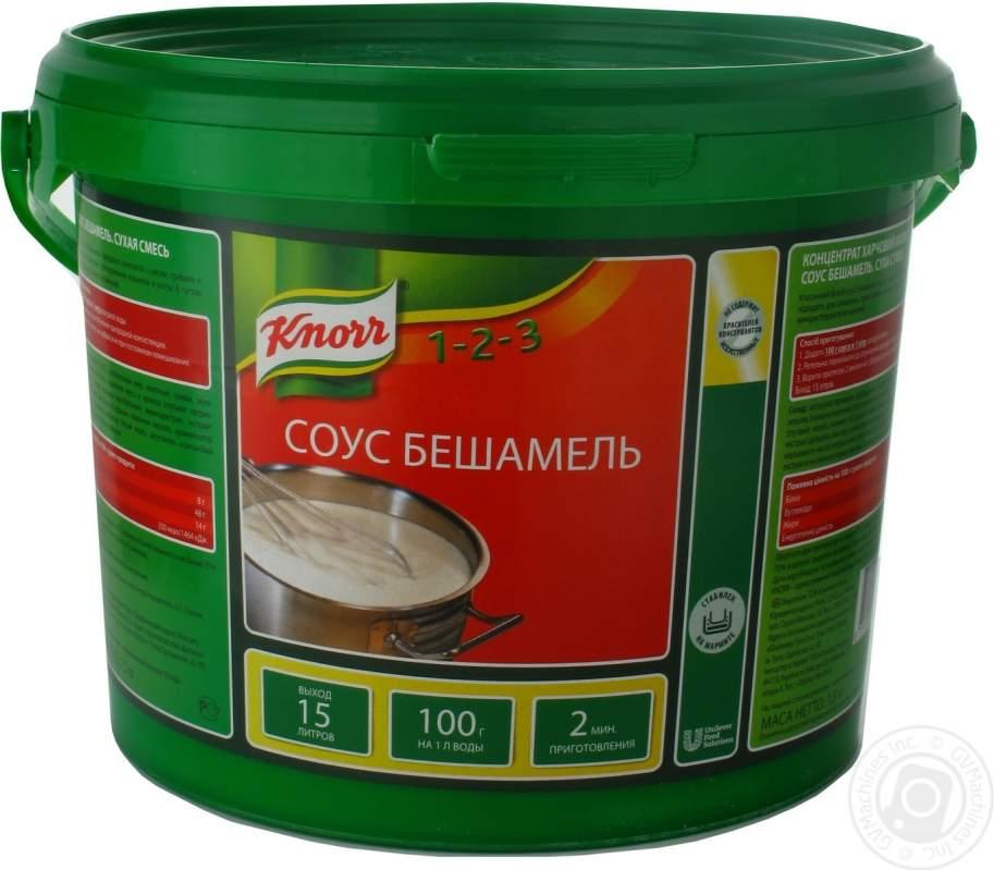 Соус Бешамель Knorr