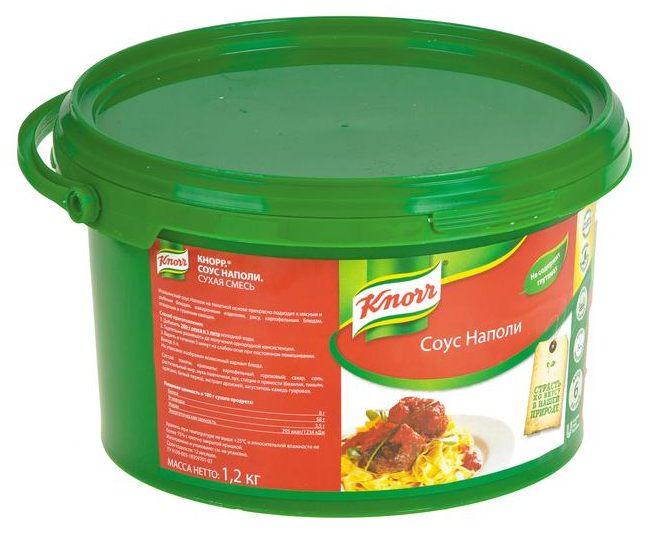 Buy Sauce for Napoli Knorr pasta