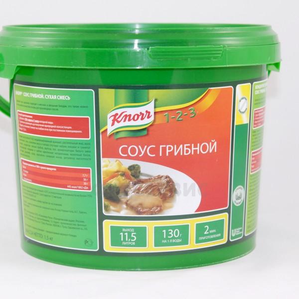 Соус Грибной Knorr