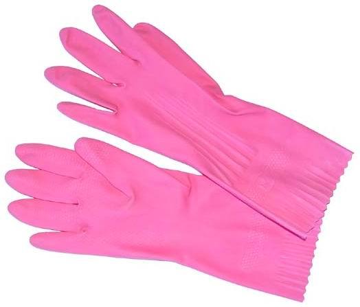 Купить Бытовые резиновые перчатки