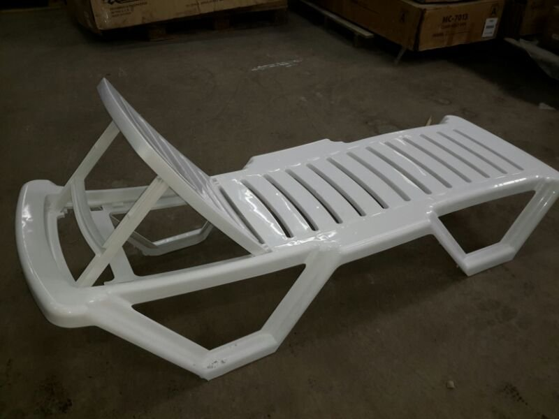 Buy Chaise lounge plastic