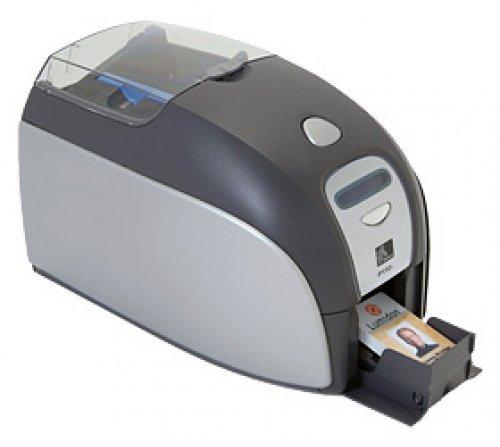Zebra P100i карточный принтер P100I-000UA-ID0