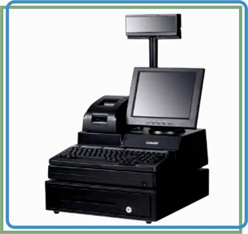 Моноблок Liverdol LV1800 черный