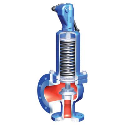 Предохранительный клапан Safe BR 900 - TRD421
