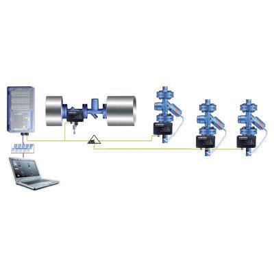 Система контроля конденсатоотводчиков Cona control