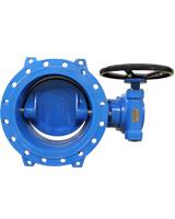 Фланцевый дисковый поворотный затвор Ру40 VP4261-08