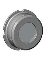 Осевой обратный клапан CA6460