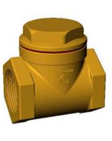 Створчатый обратный клапан CB2143